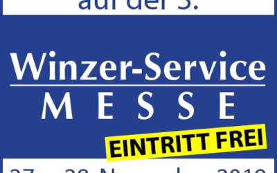 3. Winzer-Service Messe